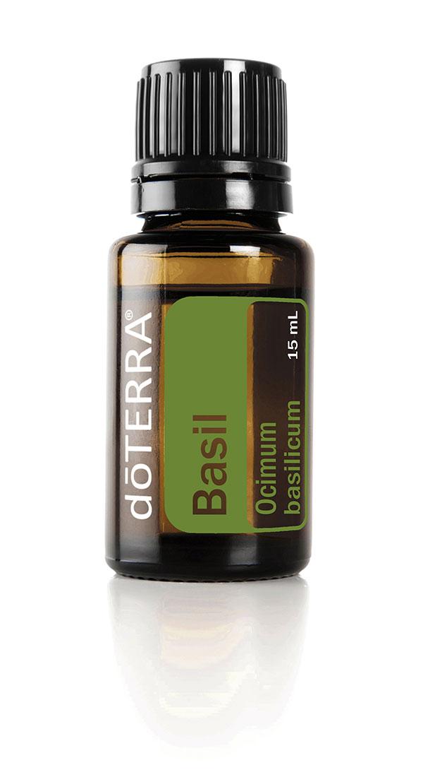 Ulei esențial de Busuioc (Basil) doTerra (15 ml)