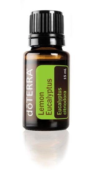 Ulei esențial de Eucalipt Citronat (Lemon Eucalyptus) doTerra (15 ml)