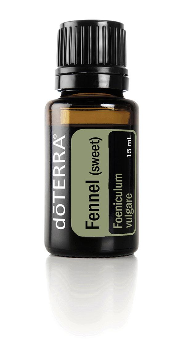 Ulei esențial de Fenicul (Foeniculum vulgare) doTerra (15 ml)