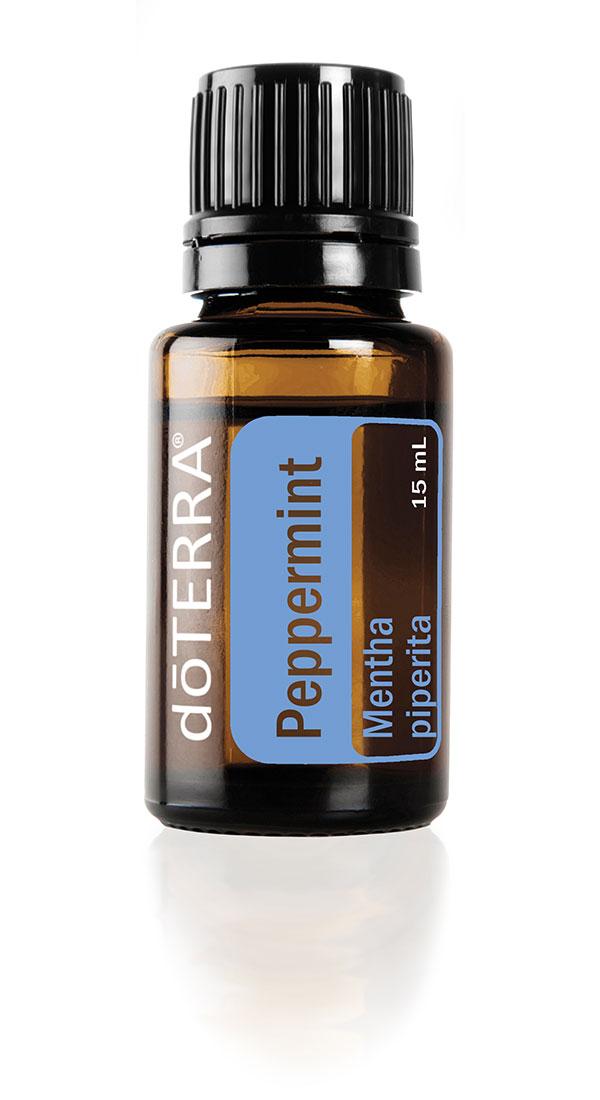 Ulei esențial de Mentă (Peppermint) doTerra (15 ml)