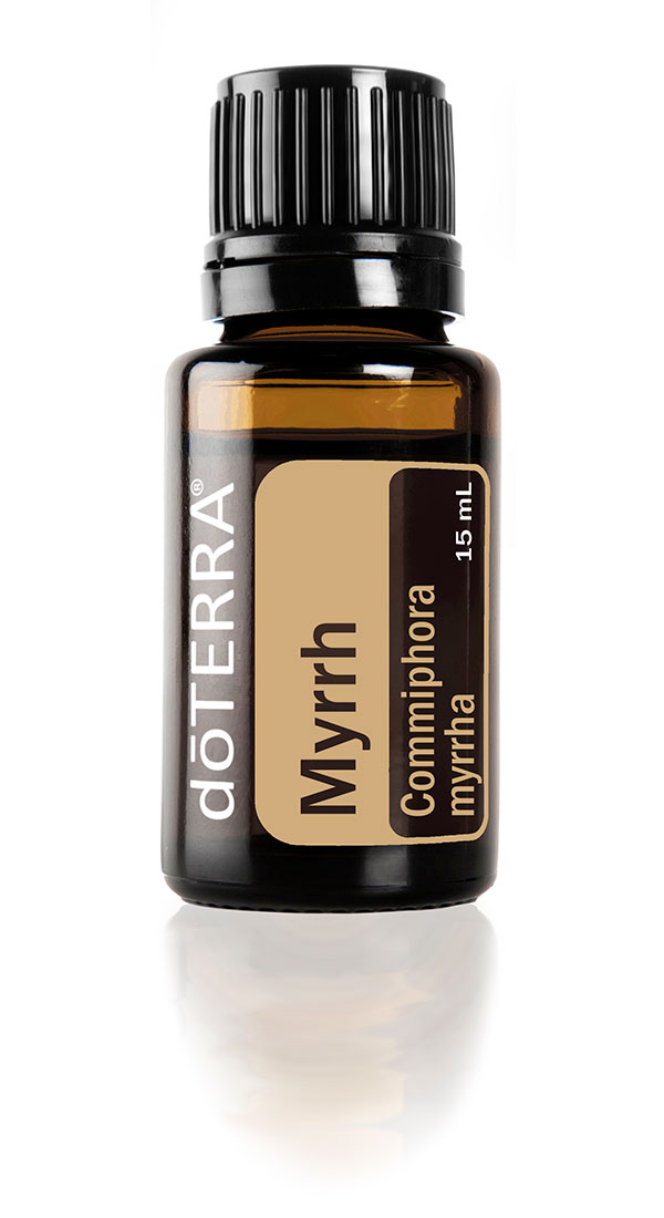 Ulei esențial de Mir (Myrrh) doTerra (15 ml)