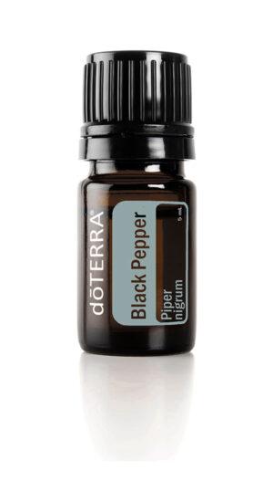 Ulei esențial de Piper Negru (Black Pepper) doTerra (5 ml)