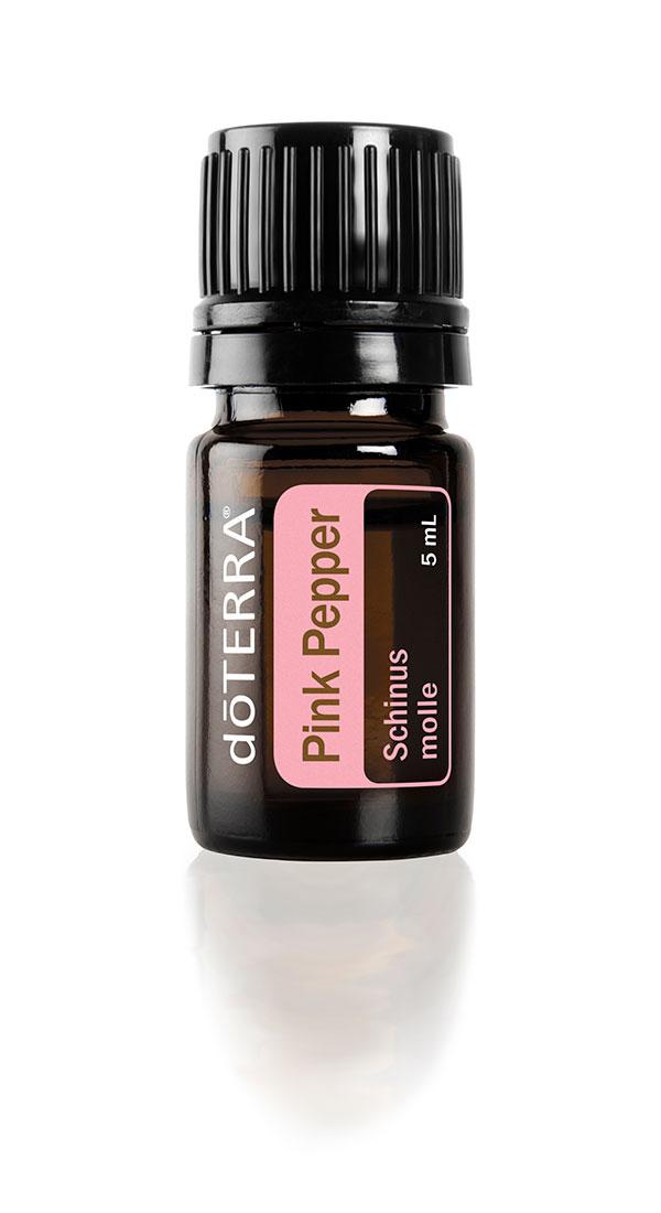 Ulei esențial de Piper Roz (Pink Pepper) doTerra (5 ml)