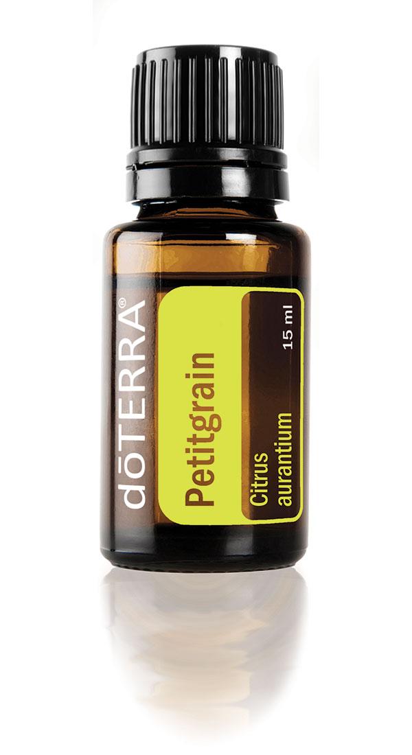 Ulei esențial de Portocală amară (Petitgrain) doTerra (15 ml)