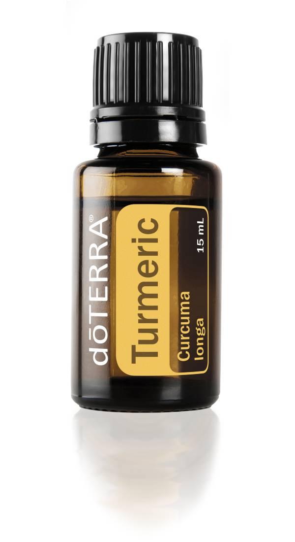 Ulei esențial de Turmeric doTerra (15 ml)